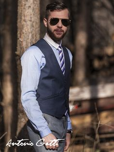 #fashion #men #waistcoats #style Men's Waistcoat, Fashion Men, Vest, Dresses, Style, Vestidos, Swag, Waistcoat Men, Dress