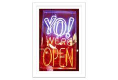 Yo! We're Open! on OneKingsLane.com