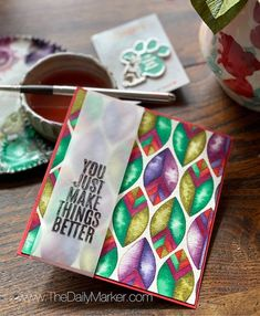STAMPtember® is here! Let's Party! - The Daily Marker