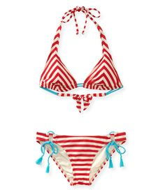 Americana bathing suit from Aeropostale