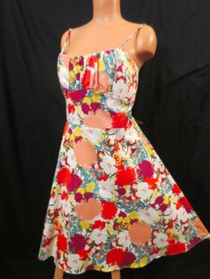 FLORAL SUNDRESS Alyn Paige APNY - $29.99 at JOHNNY BOMBSHELL #sundress #floral #spring