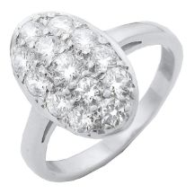 I have Bella's engagement ring as a replica that I got in Forks, but this one is genuine.  So pretty!