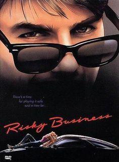 RISKY BUSINESS (DVD/FR&SP-SUB/CAST BIO/FILM H/PROD N/TRAILERS)-NLA