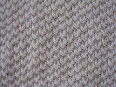 Knitting Stitches Instructions   Knitting Stitch Pattern: K2P2 Double Seed Stitch
