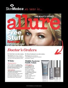 skinmedica products in the news institute of anti aging 713-807-1000