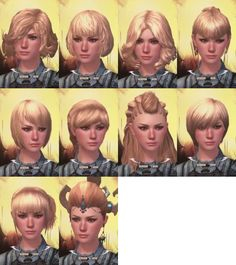 Better Character Creation? - Page 54 - Tyrian Assembly - Guild Wars 2 Guru - Page 54