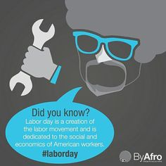 Lets Never forget the effort of labor unions so we can have this holiday. A little history lesson #laborday #history #laborunion #workforce