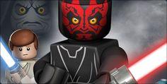 LEGO Star Wars Darth Maul, Obi Wan Kenobi & Darth Sidious