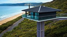 The pole house, f2 architecture, ltvs, lancia trendvisions