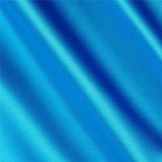 Silky Satin Charmeuse Solid Turquoise from @fabricdotcom  This very lightweight and ultra soft charmeuse satin has a beautiful hand and drape. It is appropriate for blouses, dresses and skirts - especially on the bias. It is also perfect for flirty lingerie.