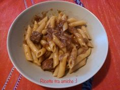 #Pasta alla #genovese