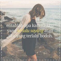Terlalu sayang. --------------------------------------------------- #tumbler #tumblr #tumblermedia #tumblersad #kutipan #quotes #likeforlike #baper #cinta #galau #pacar #dagelan #raisa #gloomy #poems #lfl #romantis #cewek #dailyquotes #hits #bicararasa #menantirasa #retak #hati #perempuan #like4like #pathcinta #kalimatcinta #katahati #rasa