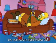 The 100 Best Classic Simpsons Quotes Homer the Heretic - one of my favorite episodes