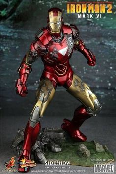 Iron Man - Mark VI  Hot Toys