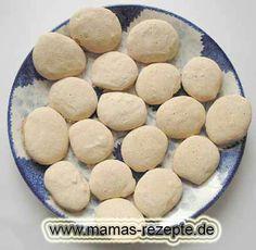 Anisbrötchen   Mamas Rezepte - mit Bild und Kalorienangaben