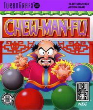 Play Chew Man Fu (NEC TurboGrafx 16) online | Game Oldies