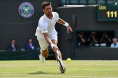 Djokovic avanzó a la tercera ronda de Wimbledon tras vencer a Pavlasek #Deportes #Tenis