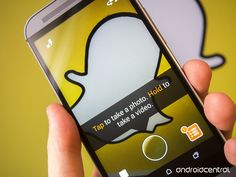 Snapchat updated with text chat and video calling - http://mobilemakers.org/snapchat-updated-with-text-chat-and-video-calling/