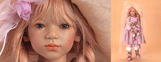 Annette Himstedt 2002 Siri & Kleine Siri Club Doll Ltd to 713