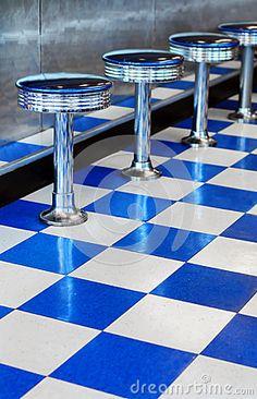 50's diner architecture - Google Search