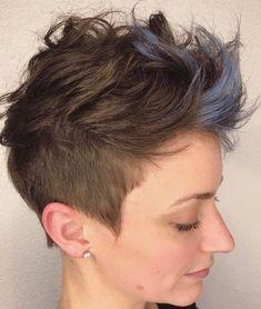 Short hair fetish wigs idea