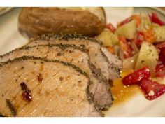 How to Cook a Pork Loin Roast Recipe   Yummly