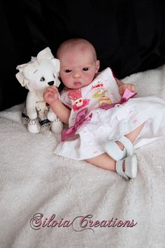 Niamh by Phil Donnelly - Online Store - City of Reborn Angels Supplier of Reborn Doll Kits and Supplies