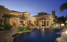 stucco sedona homes | Architectural Stone Concepts: stone veneer phoenix, manufactured stone ...