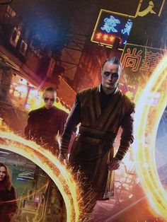 Am I the only obsessed now with Kaecilius? He is so amazing. He wants to make the world a better place and is that totally bad? He isn't evil maybe makes really bad decisions but not evil. He lost his family and was looking for answers and never got them. Yes he has killed people but so has Mordo, Wong, the Ancient One he seems to think that he is doing it for the greater good. I really hope that he returns