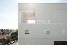 LAN Architecture, Julien Lanoo · Carré Lumière · Divisare