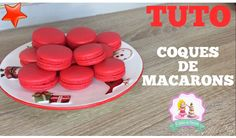 recette coques de macarons facile et rapide - macaron recipe - l'atelier de roxane - recette pâtisserie