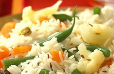 Slow cooker rice. Easy and reliable comfort food to put a smile on everyone's face
