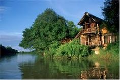 Mfuwe Lodge.. stayed here on our honeymoon and loved it!