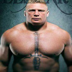Tattoos For Men Brock Lesnar