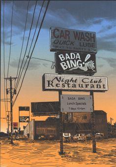 Bada Bing series 2