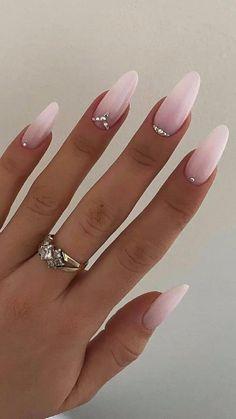 Cute Nail Polish, Cute Nails, Coffin Nails, Acrylic Nails, Orange Nails, Stylish Nails, Almond Nails, Beauty Make Up, Summer Nails