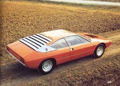Lamborghini Urraco prototype