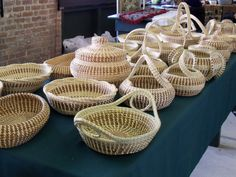 Woman Artist: Mary Jackson and the Sweet Grass Basketry | Chasing my Shadow