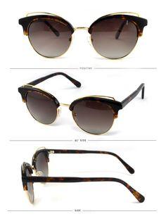 New shipment sun glasses women Cat eye polarized sunglasses for 2017 year