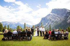 Susannah + Dustin | Banff Wedding | Rocky Mountain Bride Wedding Bride, Wedding Venues, Dream Wedding, Mountain Weddings, Vendor Events, Banff, Rocky Mountains, Buffalo, Wedding Decorations