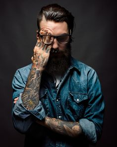 World Class Beard Products as Seen in GQ Magazine 2016 Great Beards, Awesome Beards, Moustaches, Tapered Beard, Yves Saint Laurent, Dalida, Beard Game, Perfect Beard, Beard Tattoo