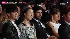 Engin Akyurek with his manager Ozlem Durak (Seoul International drama awards Monica Bellucci, Seoul, Looking Gorgeous, Ankara, Love, Drama, Handsome, Actors, Film