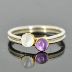 A personal favorite from my Etsy shop https://www.etsy.com/hk-en/listing/197915609/moonstone-ring-gold-bezel-gemstone-ring