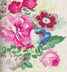 Cath Kidston. I love Cath Kidston's designs.