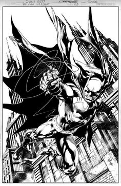 Batman by Ivan Reis and Joe Prado