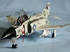 151 133 detail version F-4J Phantom aircraft paper model PDF File