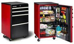 Cool fridge!