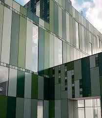 Resultado de imagen de fachadas de panel sandwich