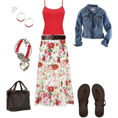 Casual, created by wcatterton.polyvore.com