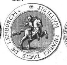 Henry III, Duke of Limburg - 26th grandfather